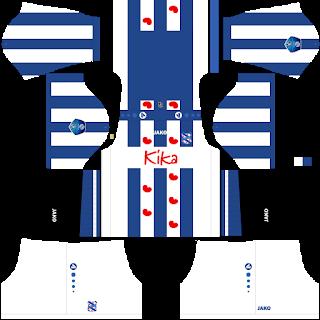 SC Heerenveen Home Kit