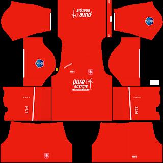 FC Twente Home Kit