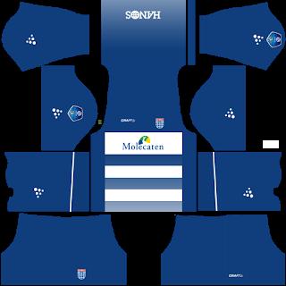 PEC Zwolle Home Kit