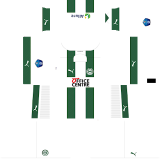 FC Groningen Home Kit