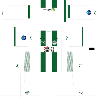 FC Groningen DLS Kits