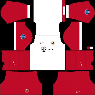FC Utrecht DLS Kits