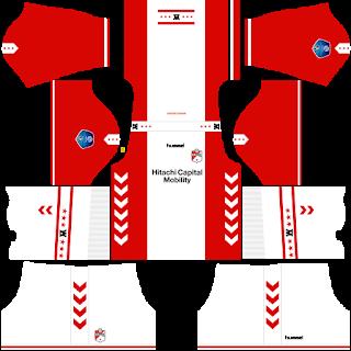 FC Emmen Home Kit