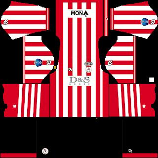 Sparta Rotterdam Home Kit