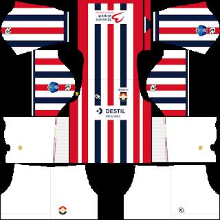 Willem II Home Kit