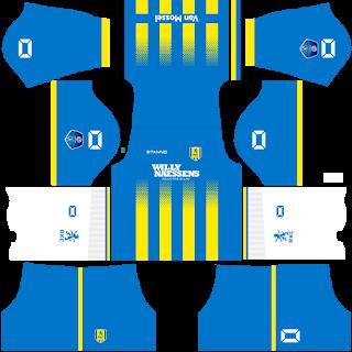 RKC Waalwijk Home Kit