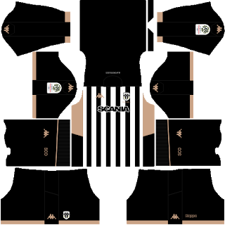 Angers SCO Home Kit