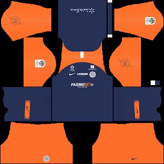 Montpellier HSC Home Kit
