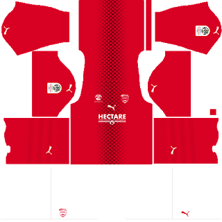 Nimes Olympique Home Kit