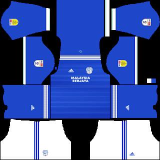 Cardiff City DLS Kits 2021