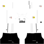 Derby County FC DLS Kits 2021