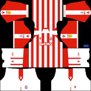 Stoke City FC DLS Kits 2021