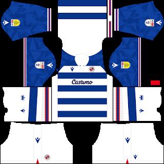 Reading FC DLS Kits 2021