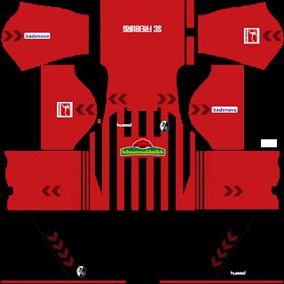 SC Freiburg Home Kit
