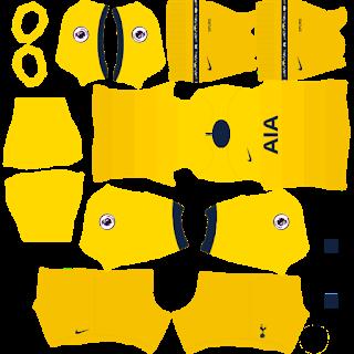Tottenham Hotspur Third Kit