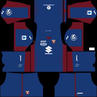 Torino FC Third Kit