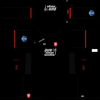 FC Twente Third Kit