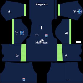 PEC Zwolle Third Kit