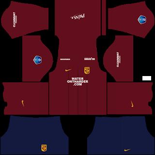 SBV Vitesse Third Kit