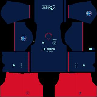 Willem II Third Kit