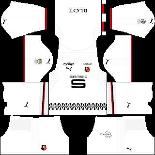 Stade Rennais FC Third Kit