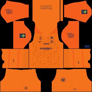 Montpellier HSC Third Kit