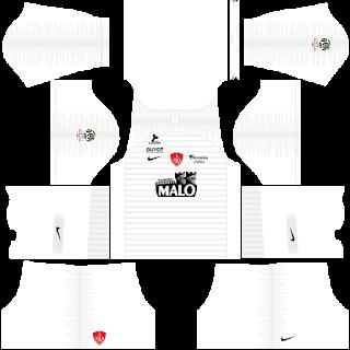 Stade Brestois Third Kit