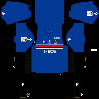 OGC Nice Third Kit