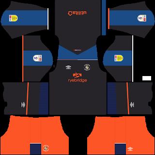 Luton Town FC Third Kit