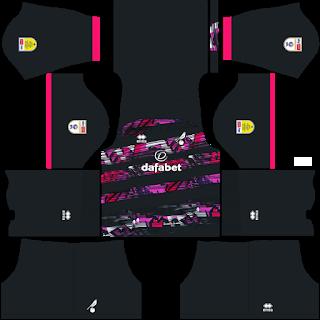 Norwich City FC Third Kit