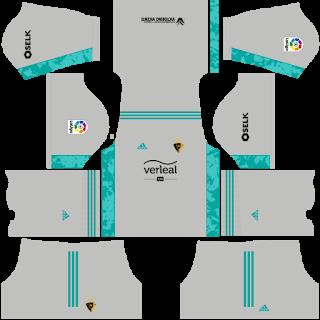 CA Osasuna Goalkeeper Third Kit