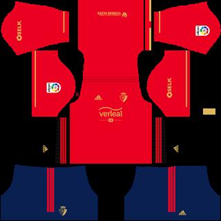CA Osasuna DLS Kits 2021
