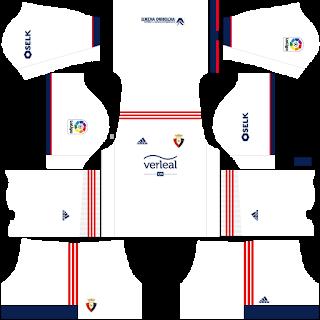 CA Osasuna Third Kit