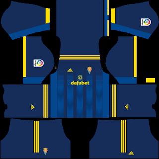 Cádiz CF Away Kit