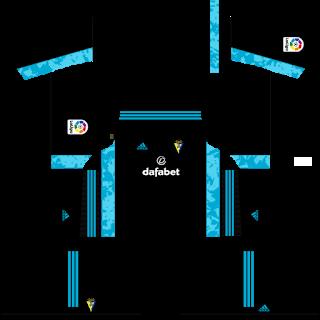 Cádiz CF Goalkeeper Third Kit