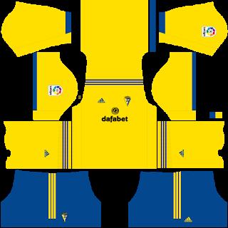 Cádiz CF DLS Kits 2021