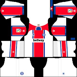 Deportivo Alaves Away Kit