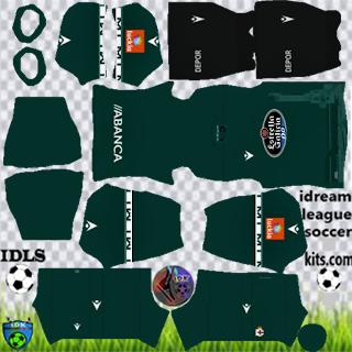 Deportivo de La Coruna Away Kit