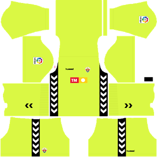 Elche CF Goalkeeper Away Kit