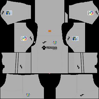 Getafe CF Goalkeeper Away Kit