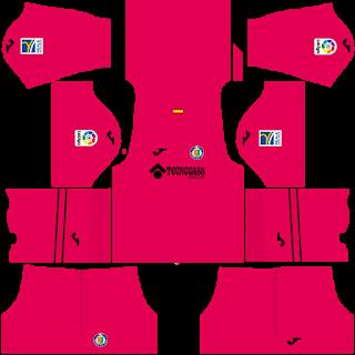 Getafe CF Goalkeeper Third Kit