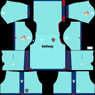 Levante UD Away Kit