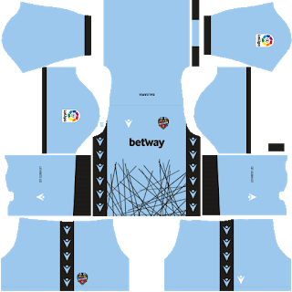 Levante UD Goalkeeper Away Kit