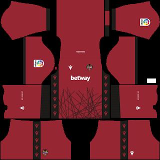 Levante UD Goalkeeper Third Kit