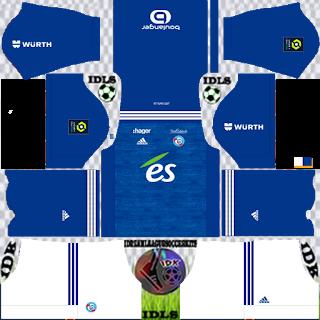 RC Strasbourg Alsace DLS Kits 2021