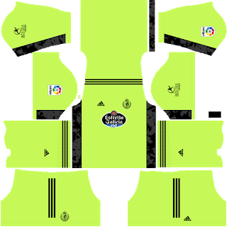 Real Valladolid Goalkeeper Away Kit