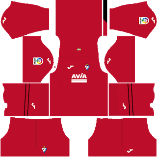SD Eibar Goalkeeper Home Kit