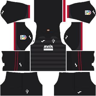 SD Eibar Third Kit