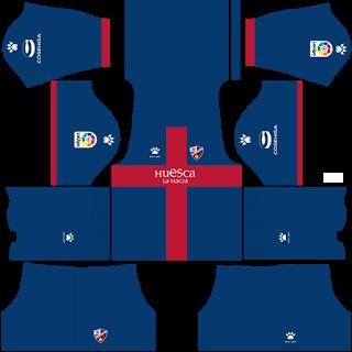 SD Huesca DLS Kits 2021