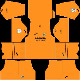 Villarreal CF Goalkeeper Away Kit